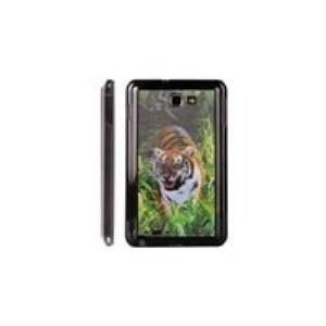 3D Hologram Tiger Hand Cover Case For Samsung Galaxy Note I9220 ( Aksesoris Handphone )