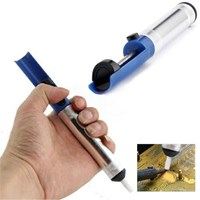 Jual Solder Pump Sucker Solder Removal Tool Length: 18.5Cm