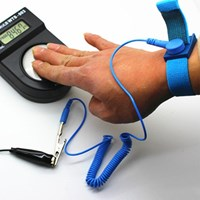 Jual Wireless Anti-Static Wrist Strap ( Wire Strippers )