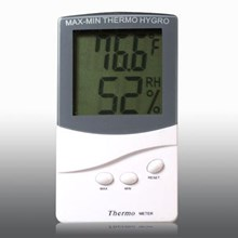 Indoor Thermometer With Higrometer (Ta328)