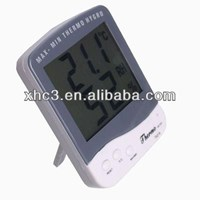 Indoor Thermometer With Higrometer (Ta218d)