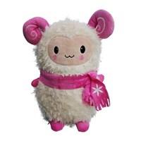 Jual Cute Sheep Style Home Decoration Qee Toy Gift Throw Pillow ( Mainan Bayi )