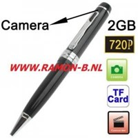 Jual 720P Mini Dv Hidden Spy Pen With Motion Detection ( Kamera Video )