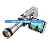 Jual Handheld Dv Camera Telescope Camera 8X Optical Zoom Hd 720P Camcorder Up To 30Fps ( Kamera Video )