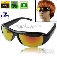 Jual 720P Hd Myopia 5.0 Mega Pixels Digital Camera Eyewear With Dark Glasses ( Kacamata Dan Lensa Kontak )