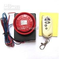 High Sensitivy Fk-025A Vibration Sensor Remote Control Security Alarm For Motorcycle Electromible ( Alarm Pencurian )