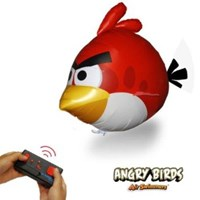 Air Swimmer Remote Control Flying Air Angry Bird ( Mainan Plastik )