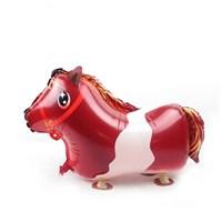 Horse Pony Walking Pet ( Mainan Plastik )