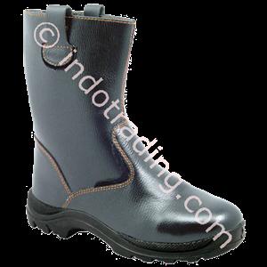 Sepatu Safety Dr.Osha Wellington Boots 3388