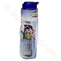 Botol Minum Komax Crsytal Water Bottle 1 L (Blue) 1