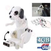 Flash Disk Novelty Design Usb Humping Dog With 4Gb Memory 1