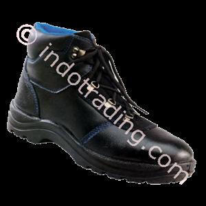 Sepatu Safety Master Ankle Boots (Polyurethane) Size: 40
