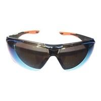 Kacamata Safety Sk09 Bk (Silver Yellow Frame Grey)  1