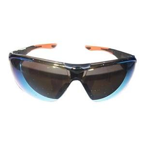 Kacamata Safety Sk09 Bk (Silver Yellow Frame Grey)