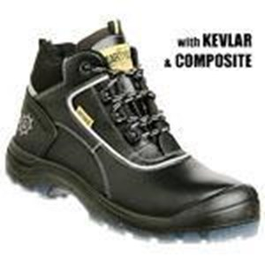 Sepatu Safety Cosmos Size.39