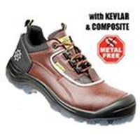 Sepatu Safety Galaxy Size.43 1