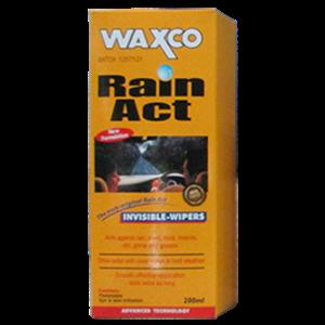 Pembersih Kaca Waxco Rain Act