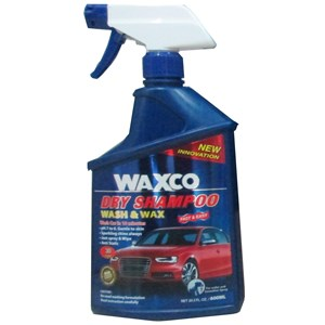 Shampo Wash & Wax Waxco Dry
