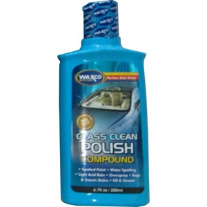 Glass Cleaner Polish Waxco