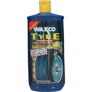 Pembersih Ban Waxco  Hi Gloss 500 Ml