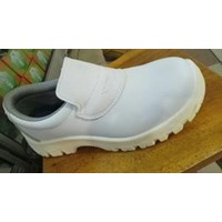 Safety Shoes Safetoe Brand Draco White Type 1