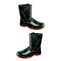 Safety Shoe Merk Khushers Tipe Nevada Boot 9398 1