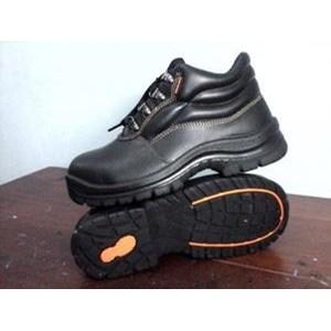 Sepatu Safety Merk Krushers Tipe Florida
