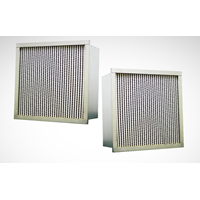 Filter Ahu Medium Deep Pleated 1