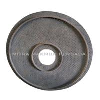 Suku Cadang Mesin Pks Bottom Plate 1