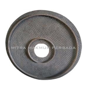 Suku Cadang Mesin Pks Bottom Plate