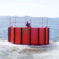 Rental / Sewa Steel Mooring Buoy