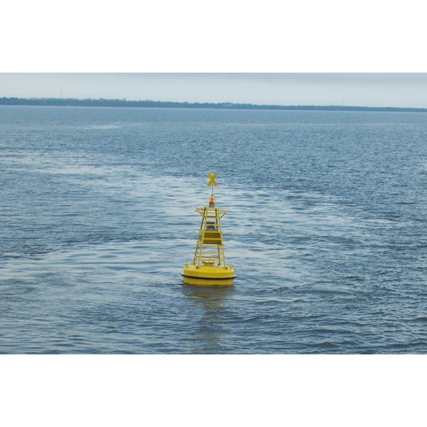 Keman Light Buoy