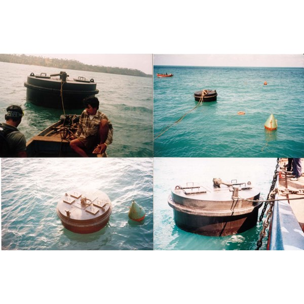 Keman Mooring Buoy