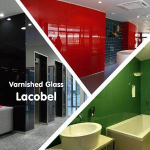 Kaca Warna / Lacobel