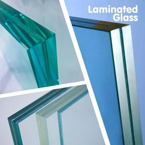 Kaca Laminasi / Laminated Glass