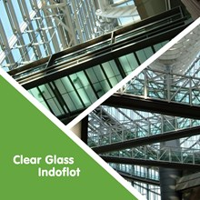 Kaca Bening / Clear Glass Indoflot