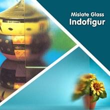 Mislate Glass / Kaca Indofigur Kaca Es