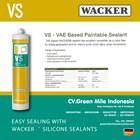 Silikon Kaca Paintable Sealant Vs 1