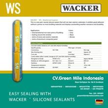 Silikon Kaca / Weatherseal Superior
