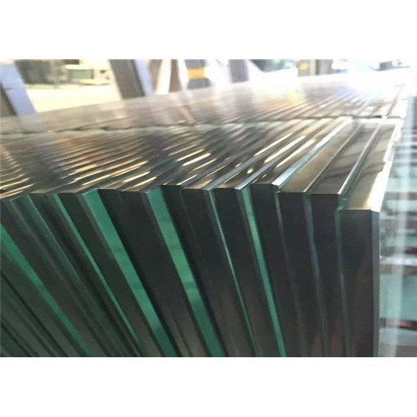 Kaca Tempered Clear 19mm