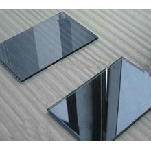 Kaca Tempered Tinted/Panasap (Dark Grey) 3mm