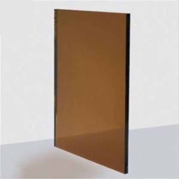 Kaca Tempered Tinted/Panasap (Bronze) 8mm