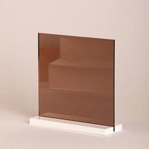 Kaca Tempered Tinted/Panasap (Bronze) 12mm