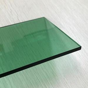 Kaca Tempered Tinted/Panasap (Green) 5mm