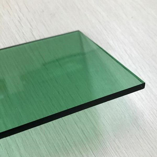Kaca Tempered Tinted/Panasap - Green 5mm