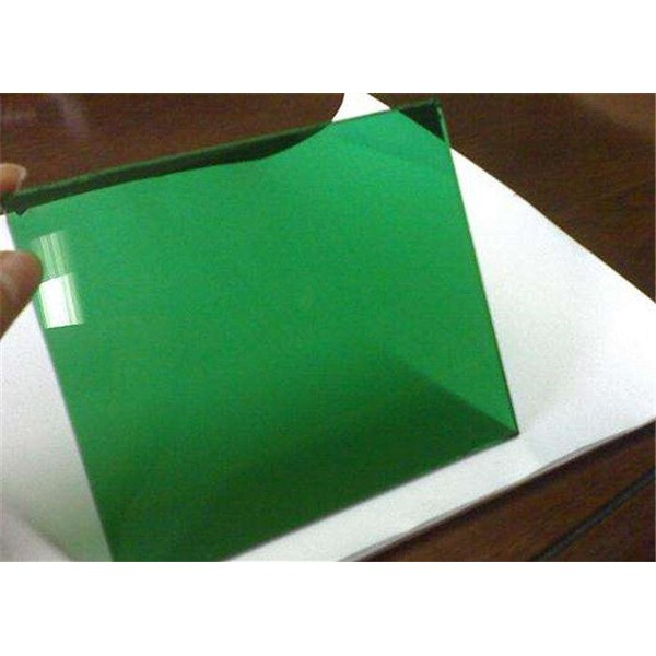 Kaca Tempered Tinted/Panasap - Green 8mm
