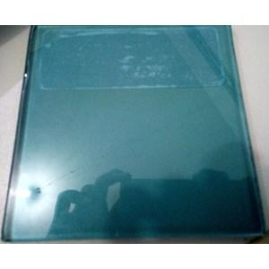 Kaca Tempered Tinted/Panasap (Blue Green) 8mm