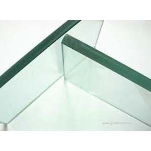 Kaca Potong Standart / Float - Clear 6mm