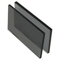 Kaca Warna / Panasap - Dark Grey 5mm