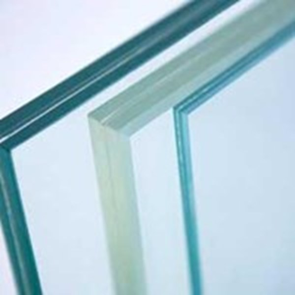 Kaca Flat Laminate -  Clear